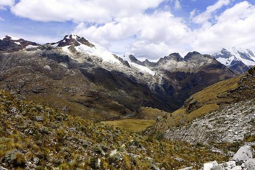 Trekking Huaraz: Die Cordillera Blanca