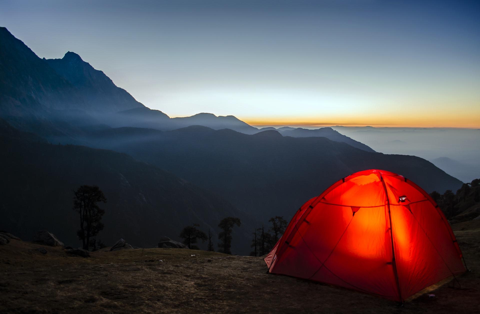 Trekkingzelt kaufen: Jetzt das richtige Zelt finden!